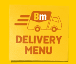 Porters home delivery menu