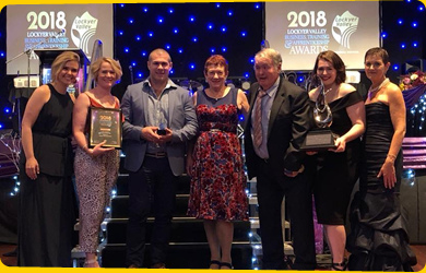 Porters Plainland Hotel - Lockyer Valley Business of the Year 2018